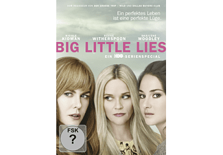 Big Little Lies (Serienspecial) - (DVD)