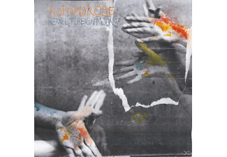 Ropoporose - Kernel,Foreign Moons - (CD)
