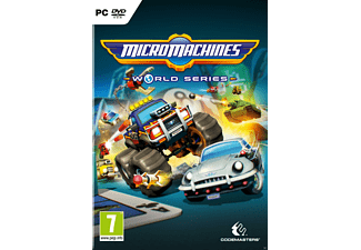 Micro Machines World Series PC NL/FR
