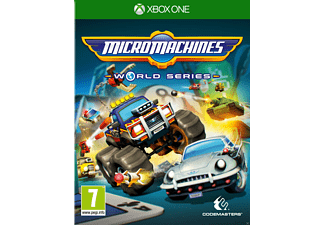 Micro Machines World Series Xbox One NL/FR