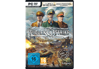 Sudden Strike 4 - Limited Day One Edition PC