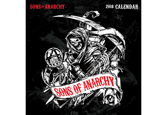 Sons of Anarchy - Offizieller Serien Kalender 2018
