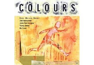 Lars Möller - Colours - (CD)