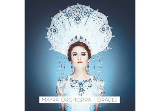 Mayra Orchestra - Oracle - (CD)