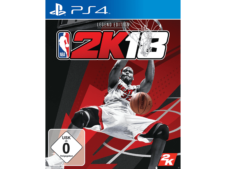[mediamarkt.at] NBA 2k18 legend edition za PS4 za 15€