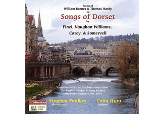 Stephen Foulkes, Colin Hunt - Songs of Dorset - (CD)
