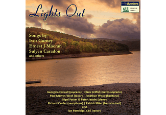 VARIOUS - Lights out - (CD)