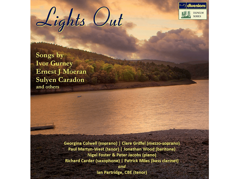 VARIOUS - Lights out [CD]