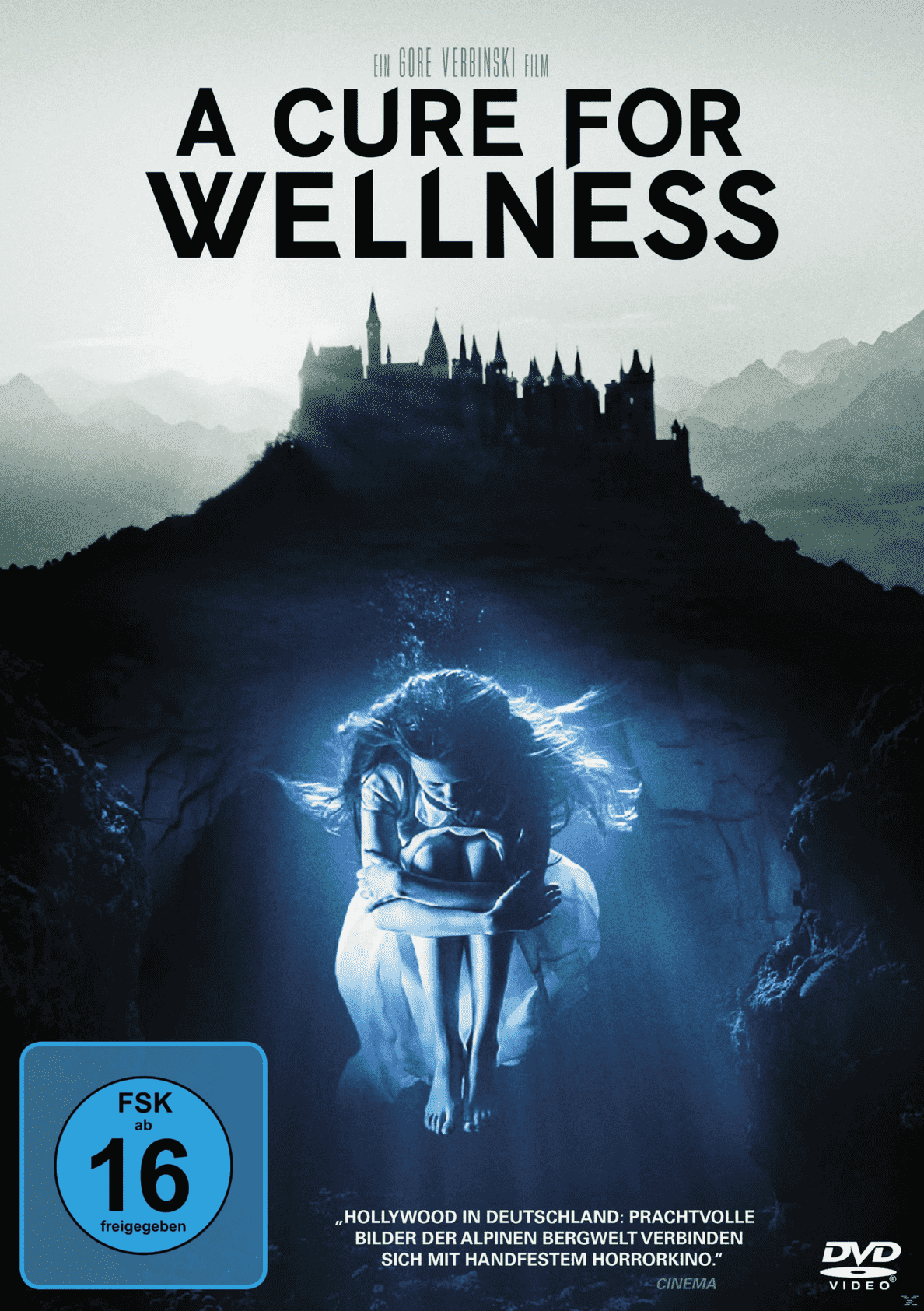 A Cure For Wellness auf DVD