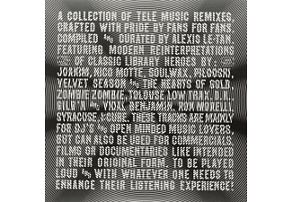 VARIOUS - A Collection Of Tele Music Remixes Vol.1 - (Vinyl)