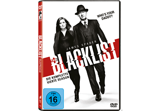The Blacklist - Die komplette vierte Season - (DVD)