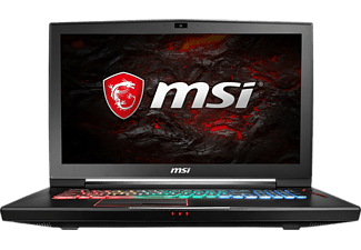 MSI Gaming laptop GT73VR 7RE Titan 4K Intel Core i7-7820HK (GT73VR7RE401BE)