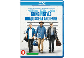 Going in Style Blu-ray