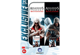 UBISOFT Assassins Creed Revelations + Brotherhood PC Oyun