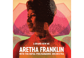 Aretha Franklin, Royal Philharmonic Orchestra - A Brand New Me:Aretha Franklin - (CD)
