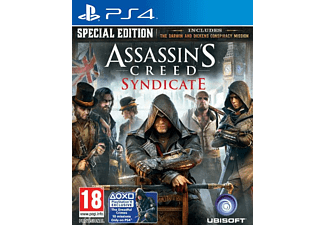 UBISOFT Assassins Creed Syndicate Special Edition PlayStation 4 Oyun