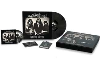 Motörhead - Under Cöver (Box Set) - (LP + Bonus-CD)