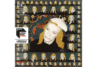 Brian Eno - Taking Tiger Mountain (By Strategy) (Limited Edition) (Vinyl LP (nagylemez))