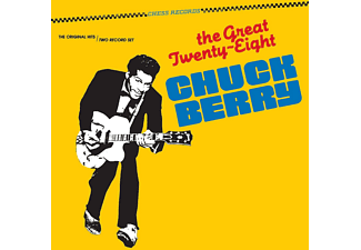 Chuck Berry - Great Twenty-eight (Vinyl LP (nagylemez))