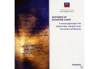 Kontakion, VARIOUS - Mysteries Of Byzantine Chant - (CD)