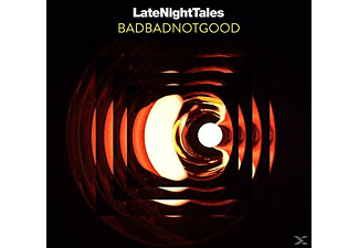 BadBadNotGood - Late Night Tales LP