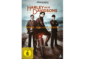 Harley & The Davidsons - Staffel 1 (Discovery) - (DVD)