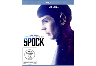 For The Love Of Spock - (Blu-ray)