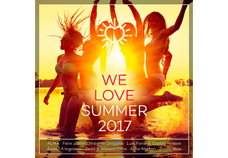 VARIOUS - We Love Summer 2017 - (CD)