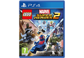 LEGO Marvel Super Heroes 2 NL/FR PS4