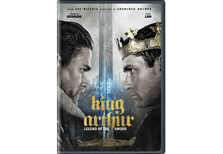 King Arthur: Legend of the Sword - DVD