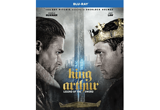 King Arthur: Legend of the Sword - Blu-ray