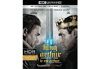 King Arthur: Legend of the Sword - Steelbook - 4K UHD Blu-ray