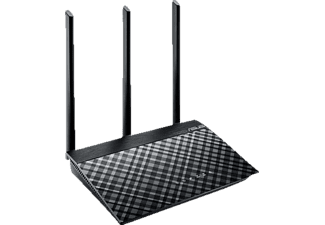 ASUS RT-AC53 AC750 Dual-band 802.11ac WLAN Router, WLAN-Router