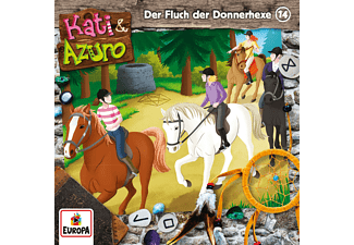 SONY MUSIC ENTERTAINMENT (GER) Kati & Azuro - 14/Der Fluch der Donnerhexe