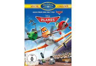 Planes (Special Collection) - (DVD)