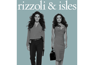 Rizzoli & Isles -Complete Collection - TV-serie