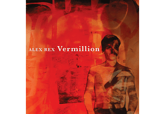 Ryan Driver - Vermillion - (CD)