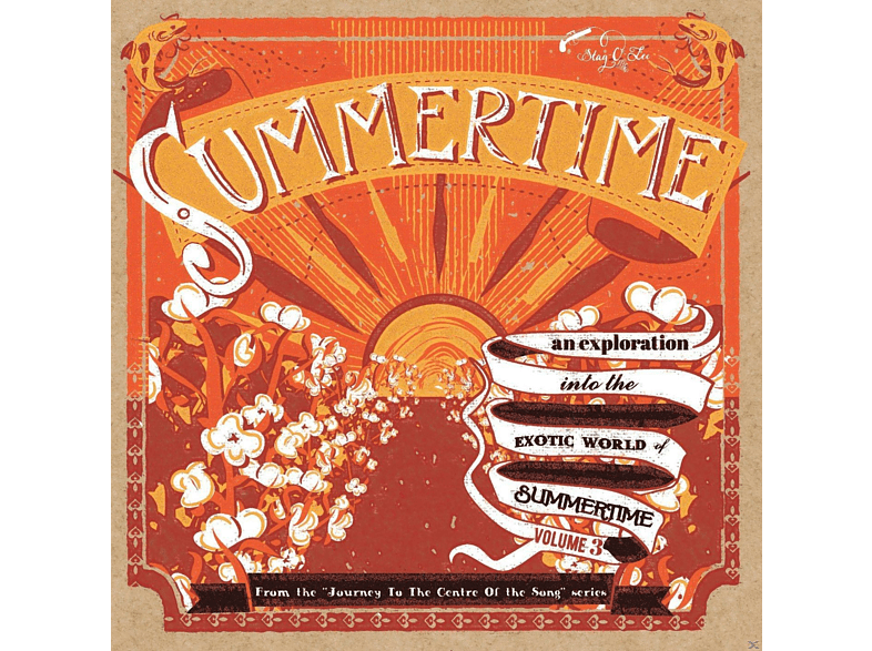 VARIOUS - Summertime-Journey To The Center Of The Song 03 [Vinyl]