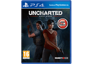 SONY UNCHARTED: Kayıp Miras PS4