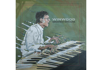 Steve Winwood - Winwood Greatest Hits Live - (CD)