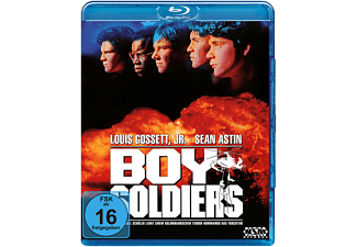 Boy Soldiers - (Blu-ray)