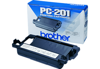 BROTHER Mehrfachkassette PC-201 inkl. Farbband