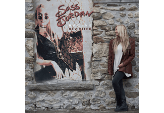 Sass Jordan - Racine Revisited - (CD)