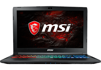 MSI PC portable gamer GP62MVR 7RFX Leopoard Pro Intel Core i7-7700HQ (GP62MVR 7RFX-805BE)