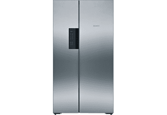 BOSCH KAN92VI35, Side-by-Side, A++, 1756 mm hoch, 912 mm breit, Inox-antifingerprint