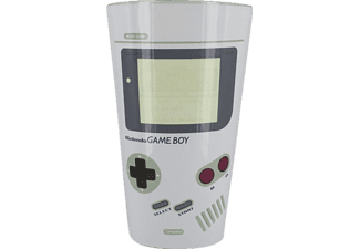 PALADONE PRODUCTS Game Boy Farbwechsel Glas 400ml Glas, Grau