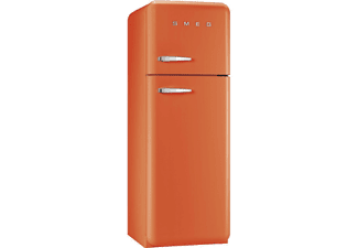 SMEG FAB30RO1 50's Retro Style - Orange Kyl/Frys