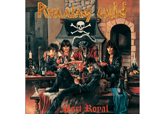 Running Wild - Port Royal (Remastered) - (Vinyl)
