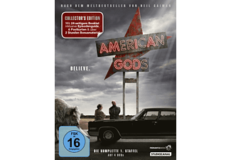 American Gods - Staffel 1 (Collector's Edition) - (DVD)
