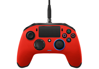 NACON Revolution Pro Controller PS4 Red (PS4OFPADREVRED)